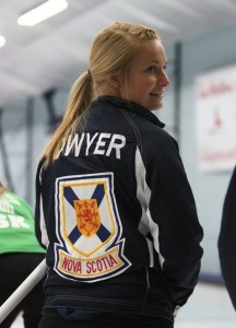Featured Curling Athlete: Emily Dwyer