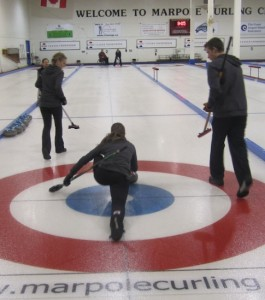 Youth Olympic Dreams: Curling – and a hectic schedule!