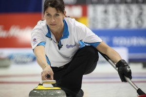 Featured Curling Athlete: Joëlle Sabourin