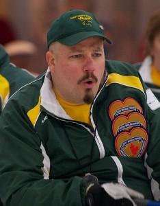 Featured Curling Athlete: Wayne Ficek