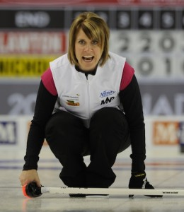 Lawton's Curling for a Triple Cup Crown