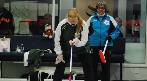 The Dominion Curling Club Championship: Draw Four action sees leaders emerge