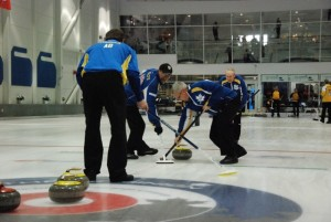 Ontario, Saskatchewan and Alberta men undefeated at The Dominion Curling Club Championship