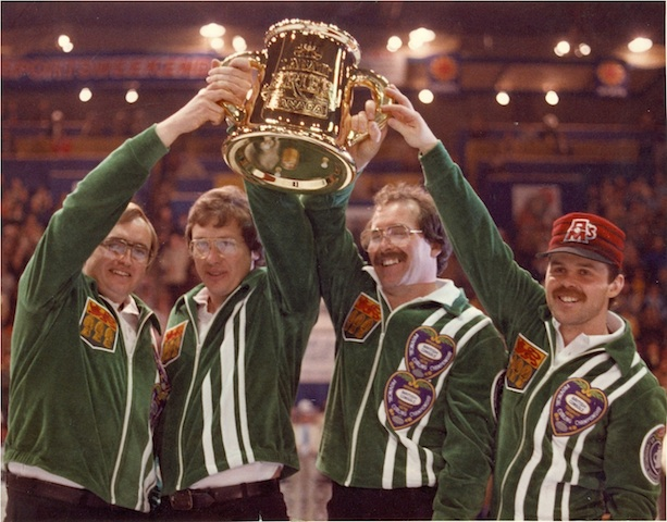 Saskatchewan Hoping to End Dry Spell at the Brier
