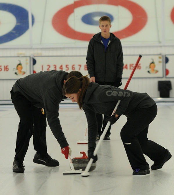 Youth Olympics Team wins Consolation Event at JSI OVCA Junior Superspiel