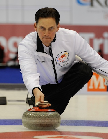 Featured Curling Athlete: Joel Jordison