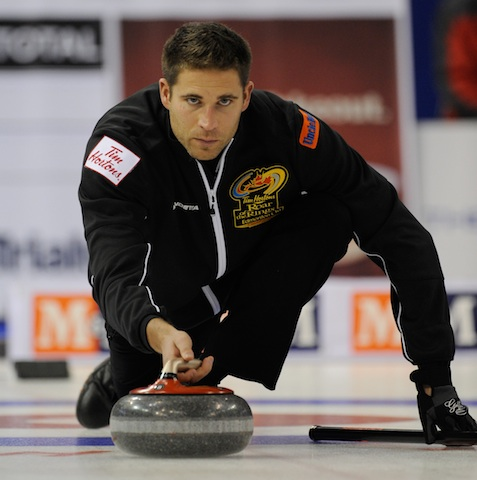 Featured Curling Athlete: John Morris