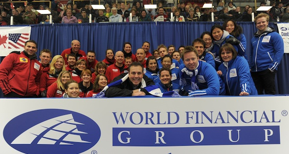 You Can Be a Big Winner at the World Financial Group Continental Cup of Curling!