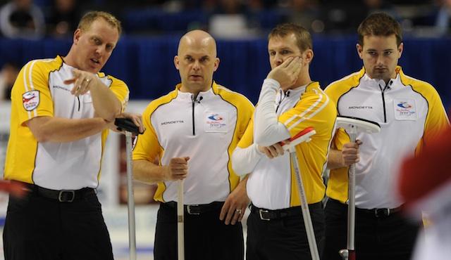 Thinking Time: A new rule gets a look at the Canada Cup of Curling