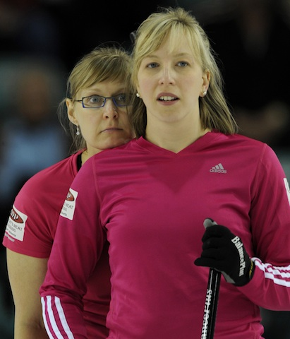 Featured Curling Athlete: Beth Iskiw