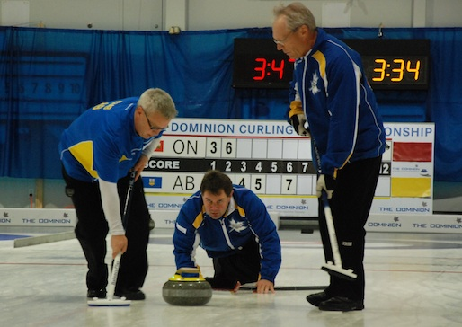 Scotties Volunteers Bring Home the Dominion Title