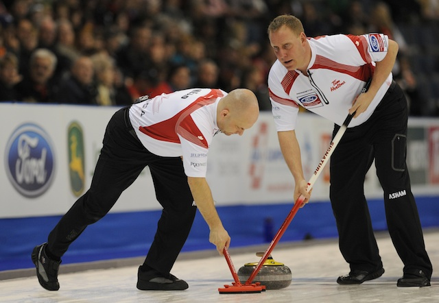 Featured Curling Athlete: Steve Gould