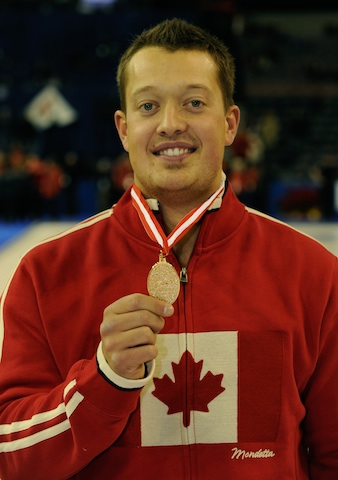 Featured Curling Athlete: Ben Hebert