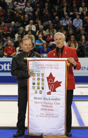 Around the House: Resolve To Do More at Your Curling Club