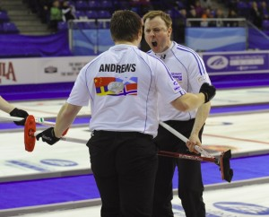 Relentless the word for Team World at Continental Cup