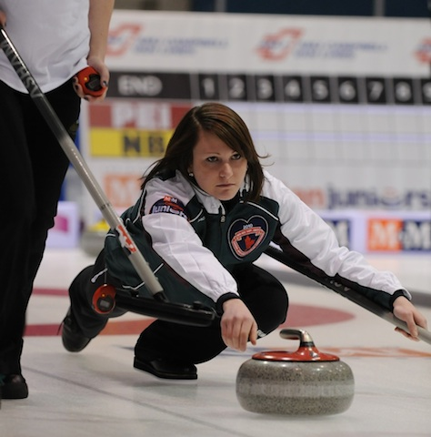 Featured Curling Athlete: Sarah Fullerton