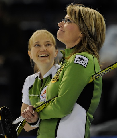 Featured Curling Athlete: Amy Nixon