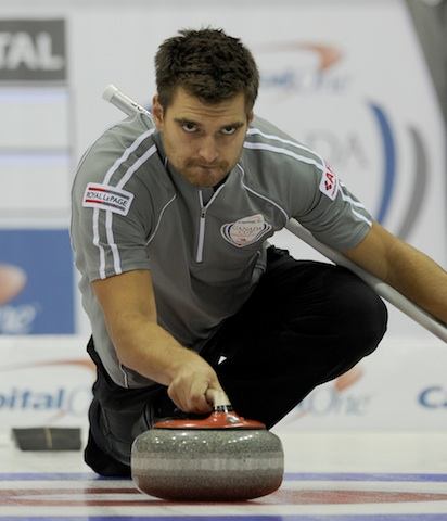 Featured Curling Athlete: Matt Wozniak