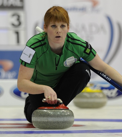 Featured Curling Athlete: Dawn Askin