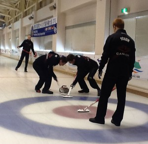 Mixed Results for Team Canada on Day Three in Karuizawa