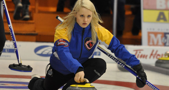 Manitoba women, Alberta men one win away from final berths at Juniors
