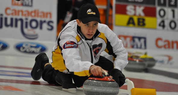 Young guns doing well at M&M Meat Shops Canadian Juniors