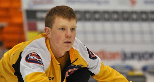 Featured Curling Athlete: Andrew O'Dell