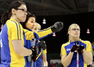 All Stars and Sportsmanship Winner Declared at 2012 Scotties Tournament of Hearts