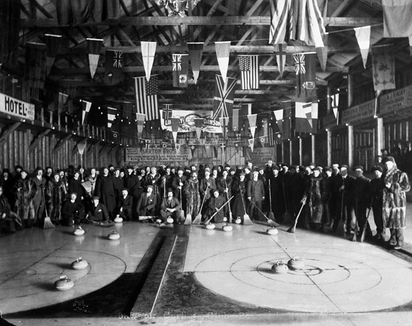 Around the House: Dawson Curling Club celebrates 113 years of the International Bonspiel