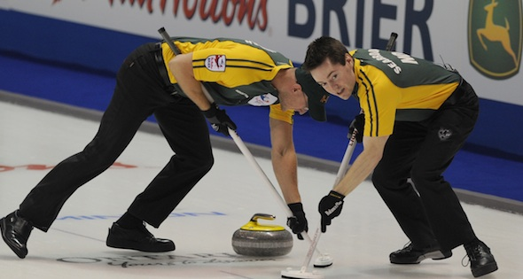 Featured Curling Athlete: Scott Seabrook