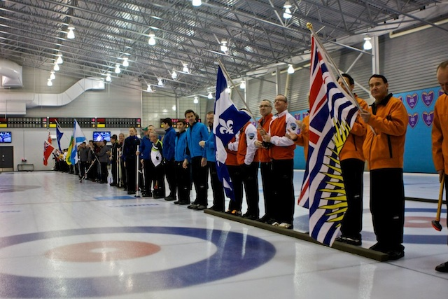 Around the House: One Curling Club, Two Big Events