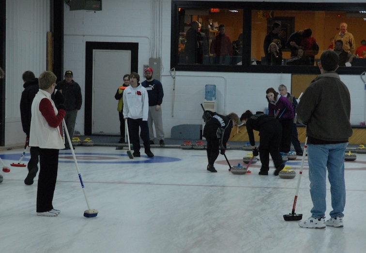 House Call: Flexibility Found at the Tartan Curling Club