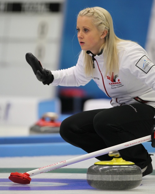 Junior Women Continue to Lead at World Championship