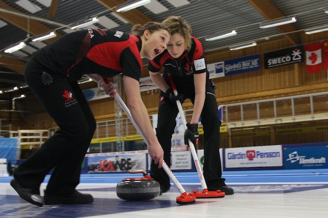 Junior Women Lose Close Tie-Breaker at World Championships