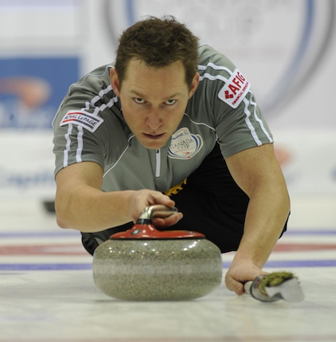 Featured Curling Athlete: Denni Neufeld