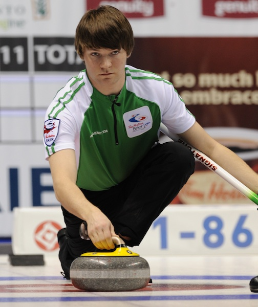 Featured Curling Athlete: Dallan Muyres