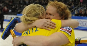 Sweden moves to within one win of world title