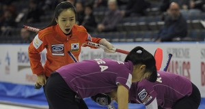 Canada dumped from gold-medal race by Korea