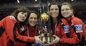 Switzerland wins world women's curling title