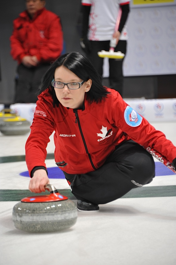 World Mixed Doubles Curling: Canada at the Top in Day 4 Standings