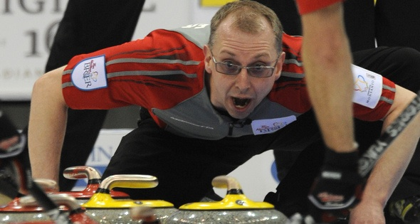 Featured Curling Athlete: Tom Naugler