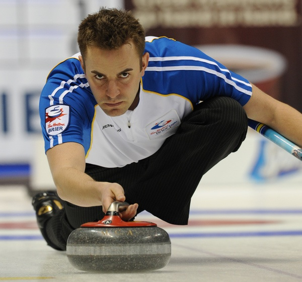 Featured Curling Athlete: Kevin Folk