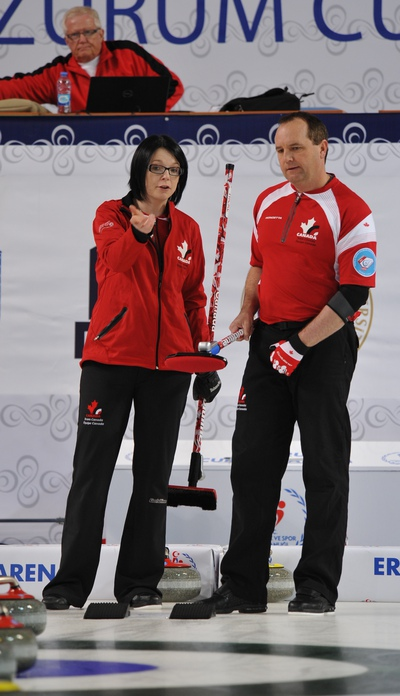 From a Coach's Perspective: World Mixed Doubles Curling Championship