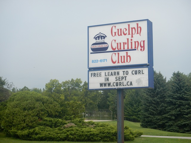 "Around the House: ""Down time"" at Guelph Curling Club"