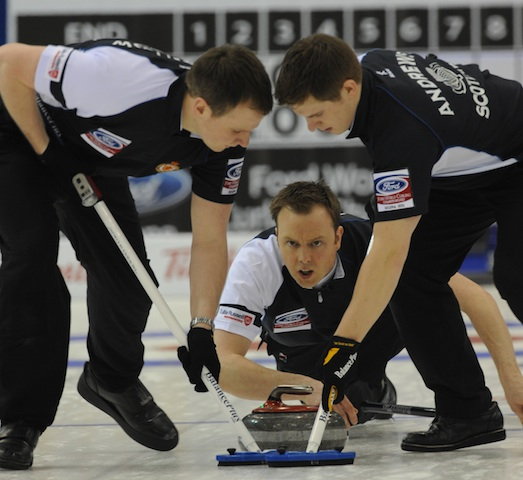 Teams Announced for 2013 WFG Continental Cup of Curling