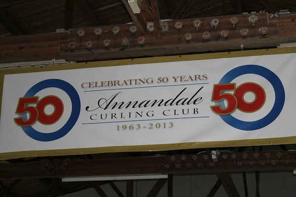 Around the House: Celebrating Fifty Years of Curling at Annandale