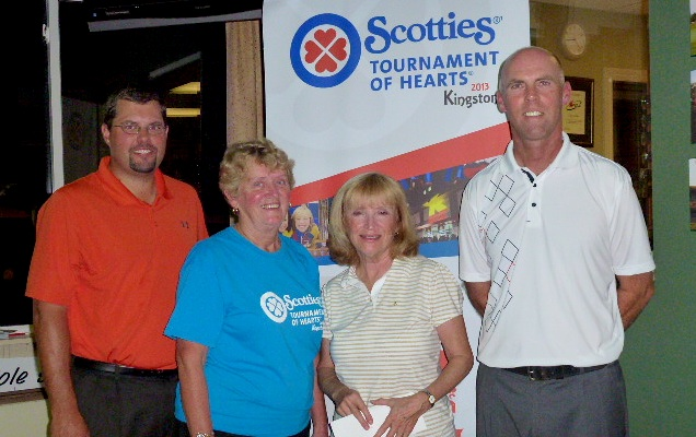 Scotties Promotion Wraps up Golf Season