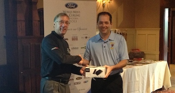 Ford World Men's Sponsors Go for the Gold