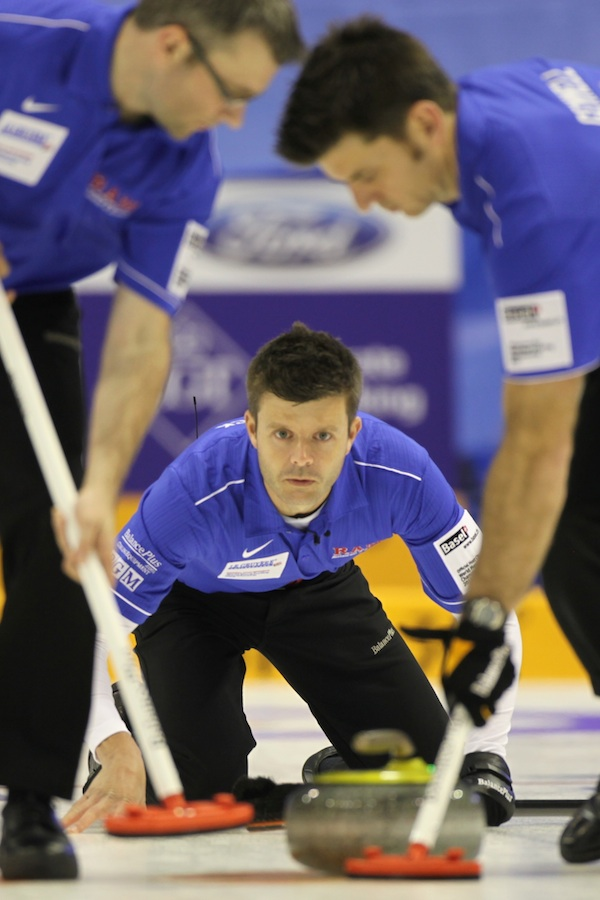 A Tale of Two Countries for McCormick at the Continental Cup