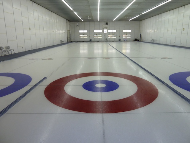 Around the House: Home to the Wadena Curling Club